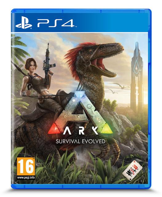 La versión final de ARK: Survival Evolved llega a tiendas