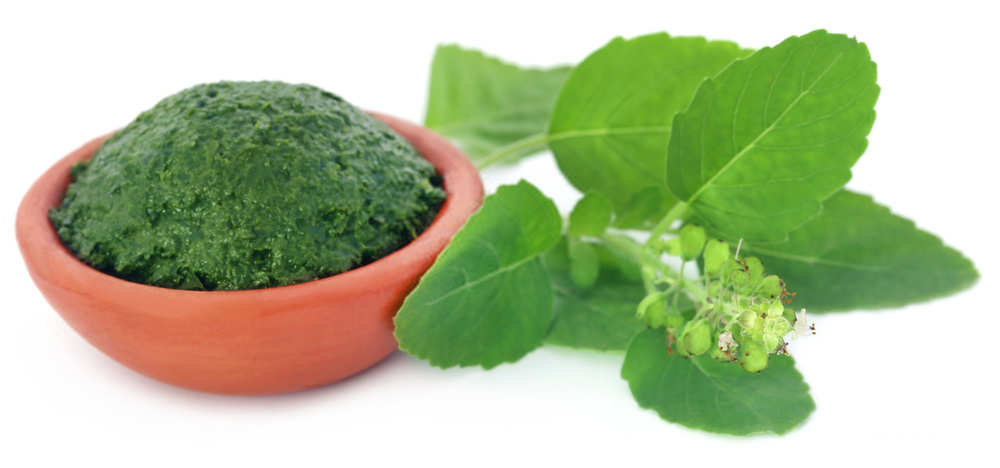 Tulsi Paste 50 Beauty Tips For Face Pimples Naturally Remove