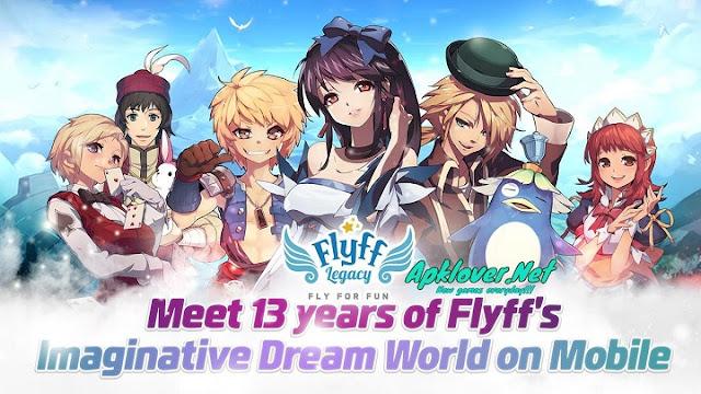 Flyff Legacy MOD APK unlimited health