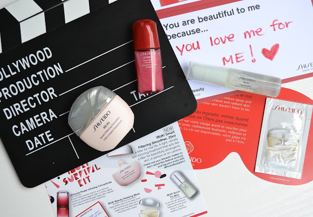 Shiseido Ibuki Smart Filtering Smoother Voxbox Review