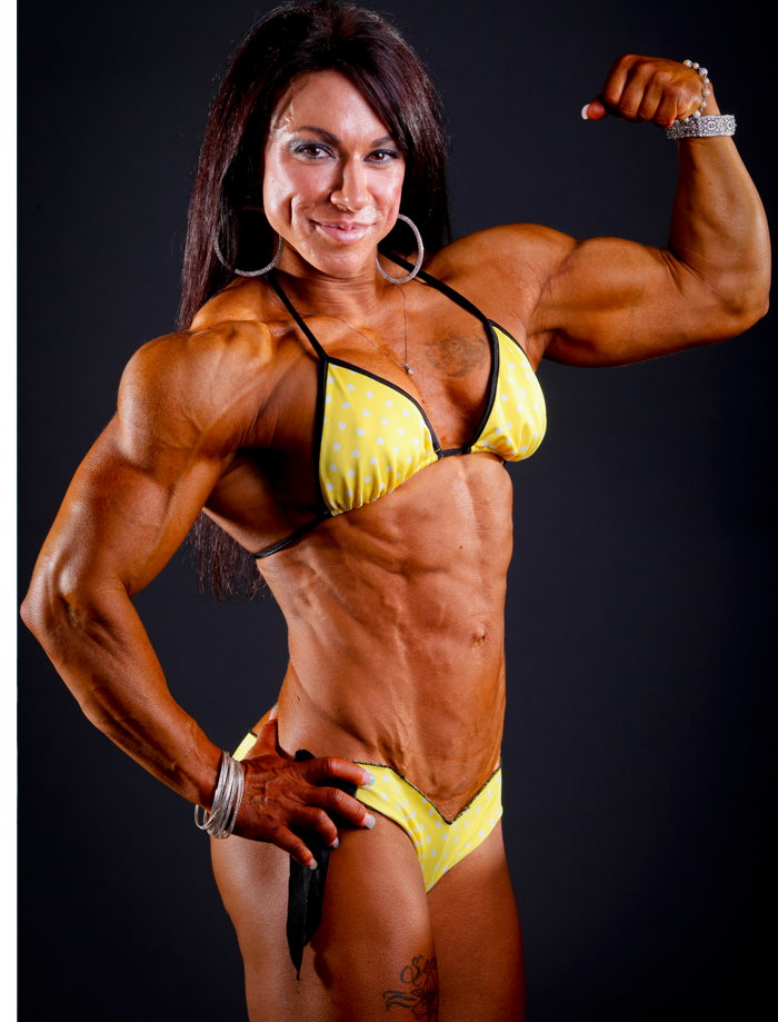 Girls With Muscle Images