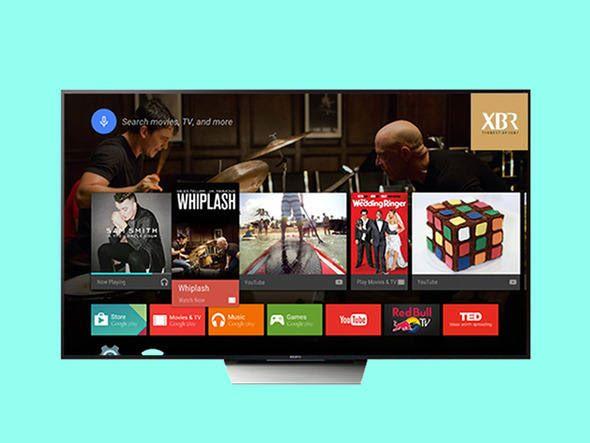 Smart TV da Sony tem resolução 4K e sistema Android
