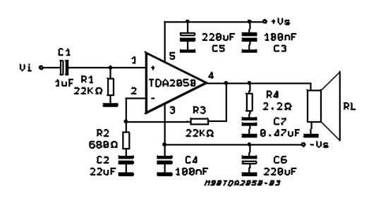 diy audio elektronika  tda2050 hifi amplifier menghasilkan