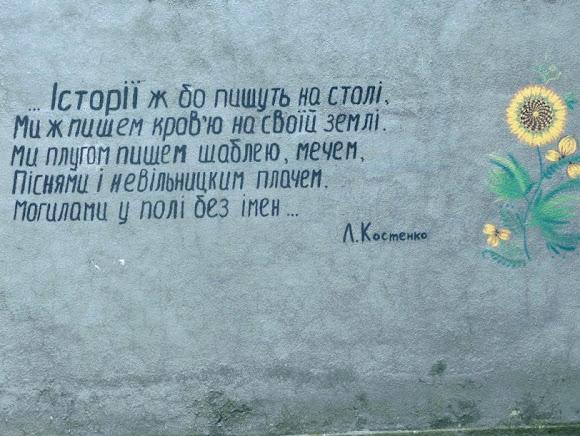 Сокаль. Стихи Лины Костенко