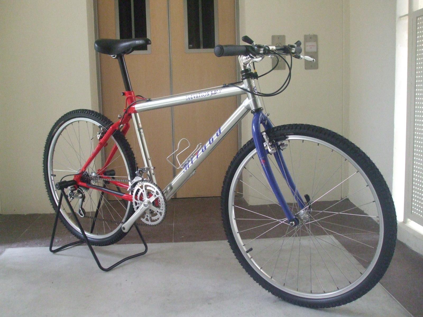 Bake-a-Bike: 1992 Original Miyata Elevation 5,000
