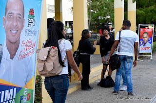 Estudiantes UASD reanudan hoy elecciones para escoger presidente FED