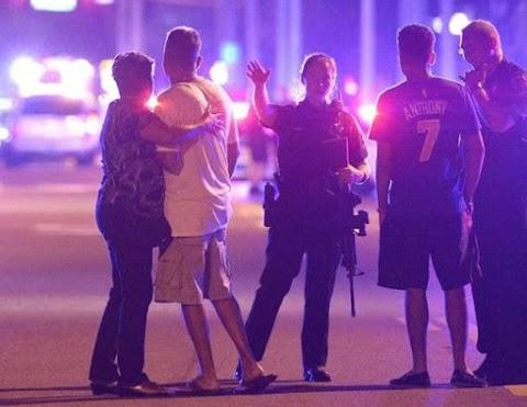 Veinte muertos tras tiroteo en club gay de Orlando