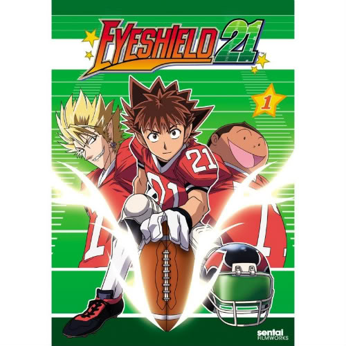 Eyesheild 21 Eyeshield: Eyeshield 21 Anime Review
