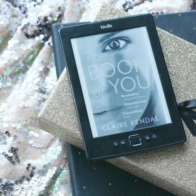 THE BOOK OF YOU ON THE KINDLE.