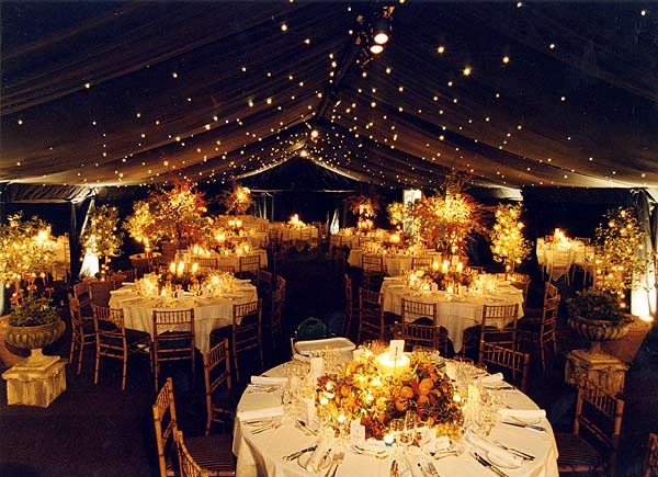 Romantic Decoration Wedding Venue Decor