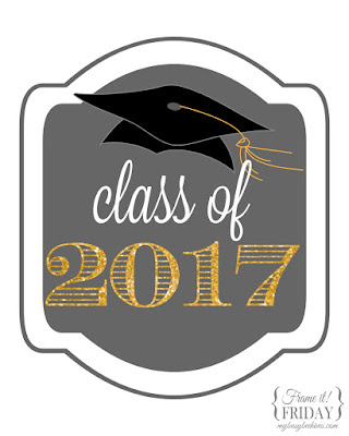 free graduation printable
