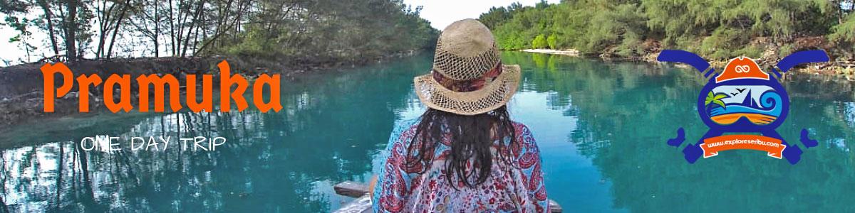 wisata satu hari di pulau pramuka