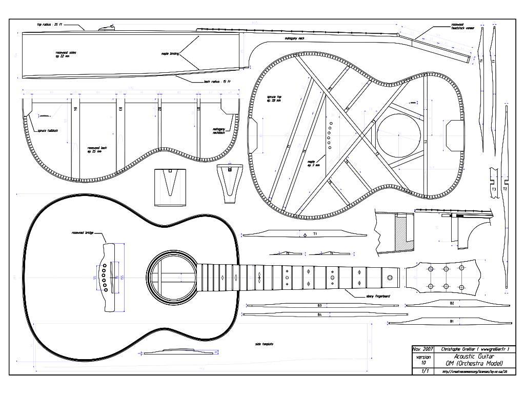 Bass Neck Diagram Carrier Rv Air Conditioner Wiring Guitar Fretboard Dimensions Elsavadorla