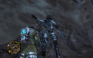 Mars game - Red Faction Guerrilla screenshot