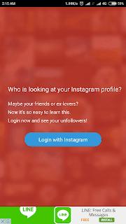 cara mengetahui stalker akun instagram