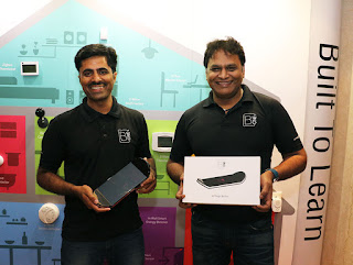 Sridhar Ponugupati CEO and Arjun Valluri Chairman, Blaze Automation