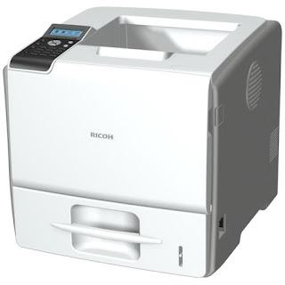 Ricoh Aficio SP 5200DN Descargar Driver Impresora Gratis