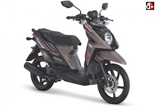 Yamaha Yamaha X-Ride Adventure Dark Grey Terbaru 2016