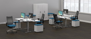 Height Adjustable Ergonomic Workstations