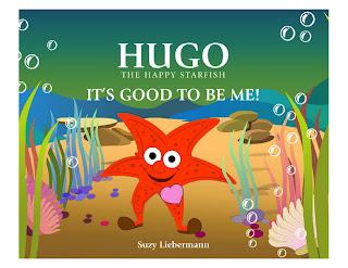 Hugo It's Good to Be Me children's book