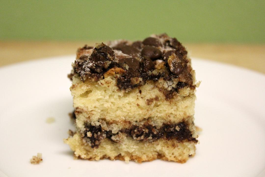 Sour Cream Chocolate Chip Cake Smitten Kitchen