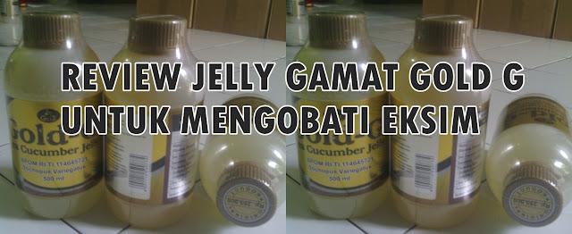 obat eksim jelly gamat gold g