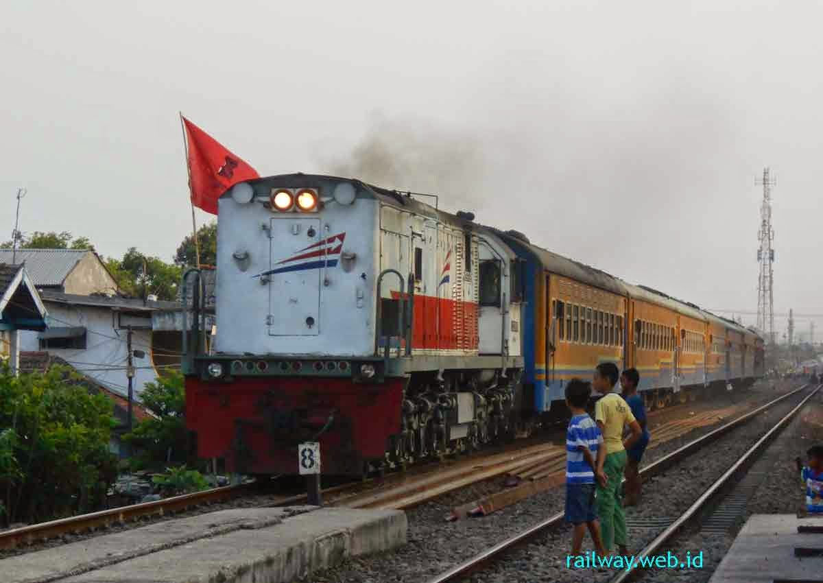 Jadwal Kereta Api Serayu