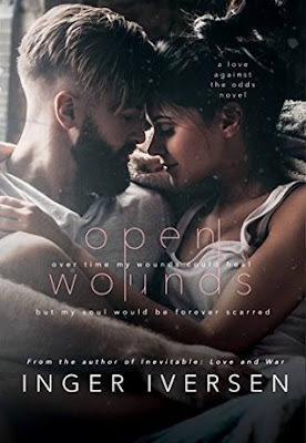 ARC Review: Open Wounds by Inver Iversen