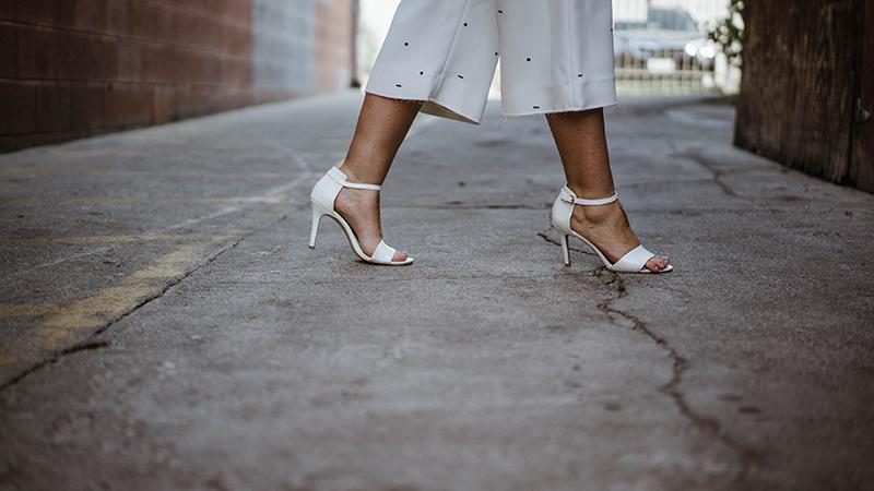 open toe sandals, heeled sandals, ankle strap heels