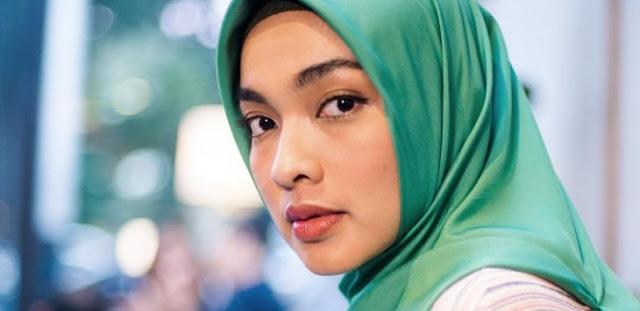 Alhamdulillah,  Aktris Cantik Ini Putuskan Berhijab