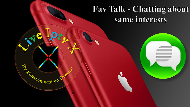 Fav Talk iOS App