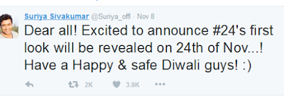 Surya_Tweet-On-Firstlook-of-24