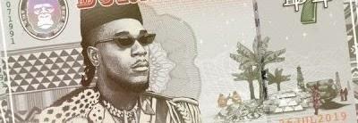 Download Full Album Burna boy – African giant
