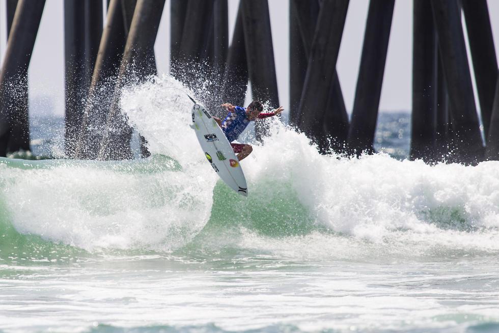 9 Filipe Toledo Vans US Open of Surfing foto Jackson Van Kirk WSL