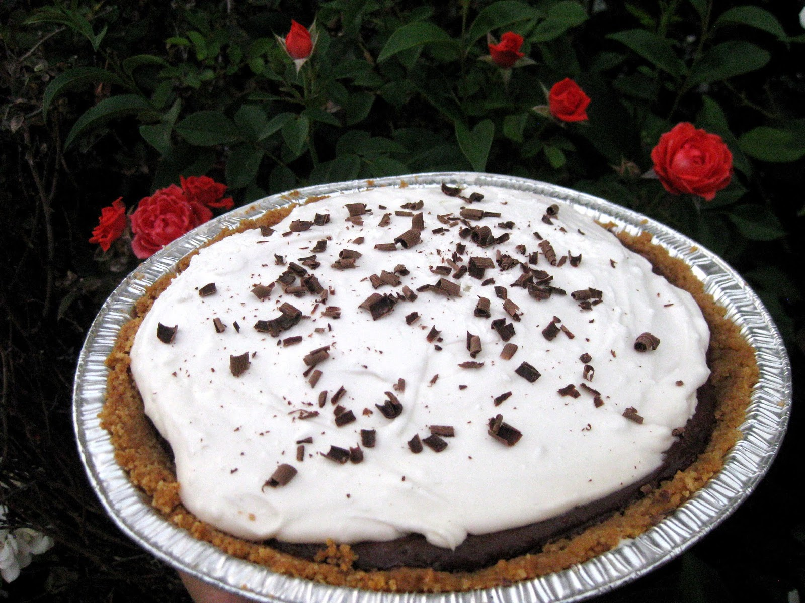 Cyn-fully Delicious: The Pie Contest… Vegan French Silk ...