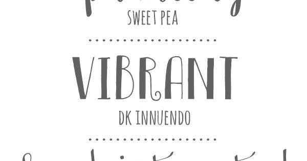 sweet pea font # 34