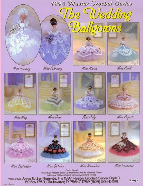 Barbie-Vestidos De casamento