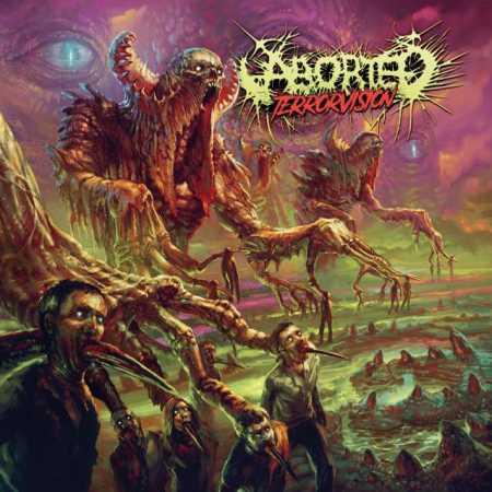 "ABORTED: Lyric video για το νέο κομμάτι ""TerrorVision"" με την συμμετοχή του Seth Siro Anton (Septicflesh)"