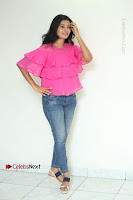 Telugu Actress Deepthi Shetty Stills in Tight Jeans at Sriramudinta Srikrishnudanta Interview .COM 0015.JPG