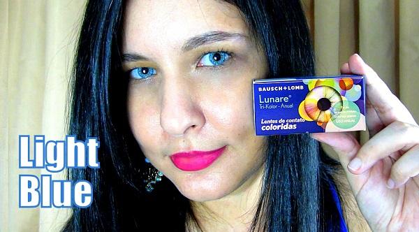 5497de5f4 MINHAS LENTES DE CONTATO: LUNARE TRI-KOLOR LIGHT BLUE - ❤ Lorena ...