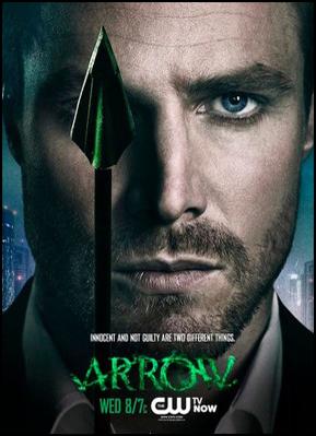 Arrow 1ª Temporada – Blu-ray Rip 720p (Dual Audio)