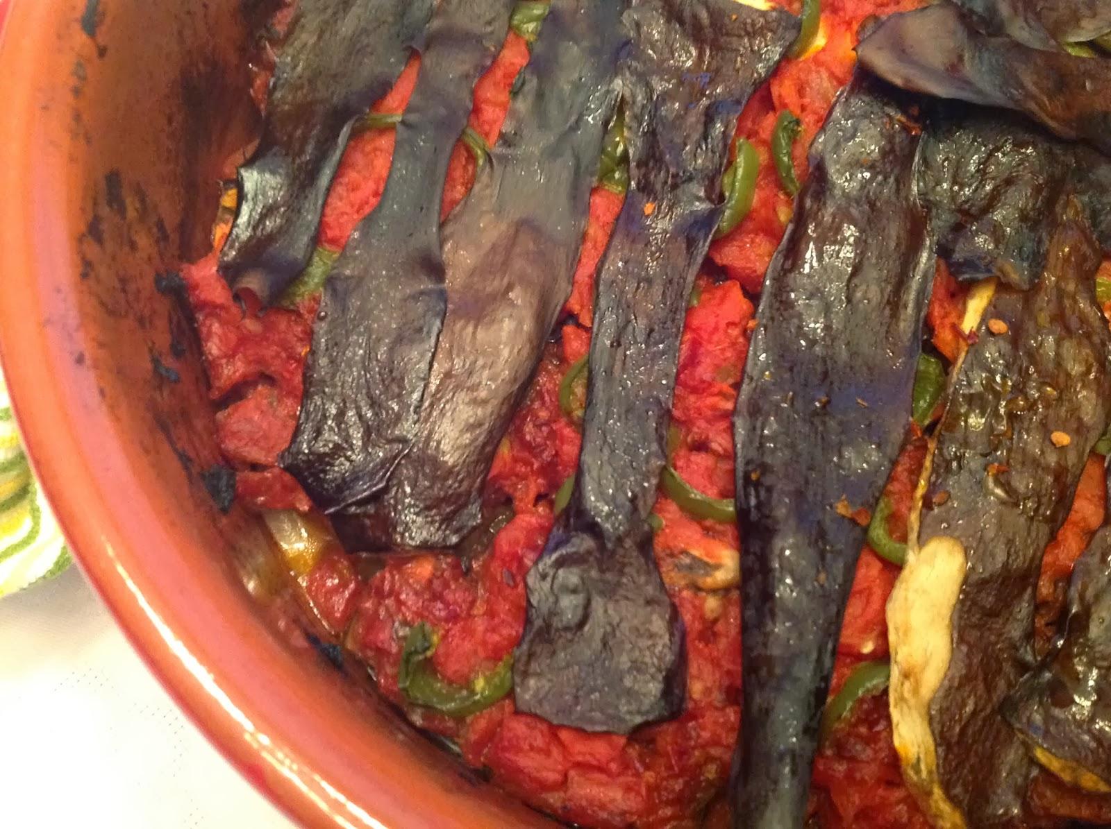 Adana Usulü Patlıcan Tava Tarifi
