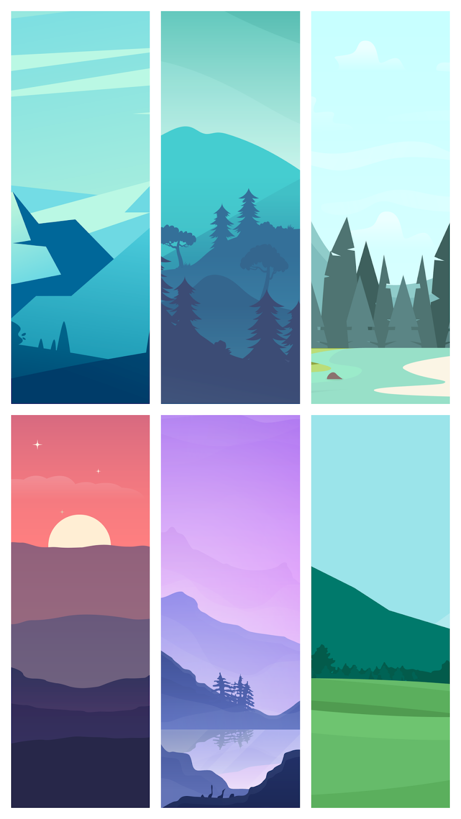 6 beautiful minimalist wallpapers for iphone and android ...