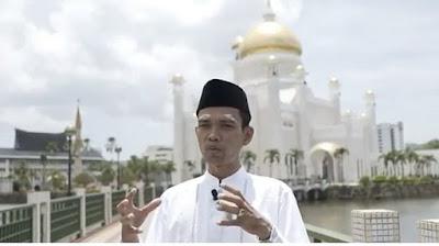 Begini Jawaban Ustaz Abdul Somad, Saat Di Tanya Tidak Masuk Daftar 200 Mubaligh Rujukan Kemenag