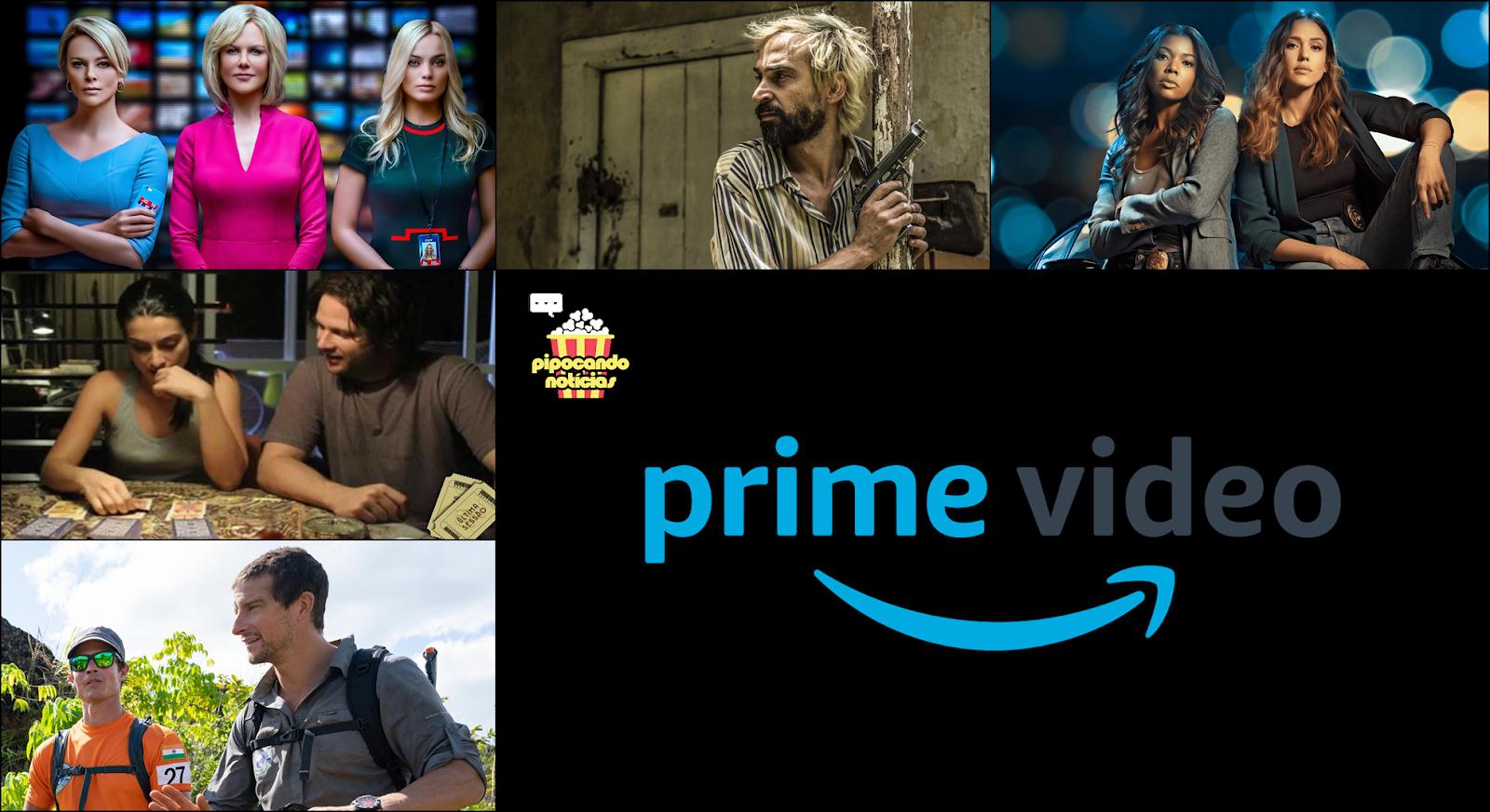 Confira as novidades de agosto no Amazon Prime Video