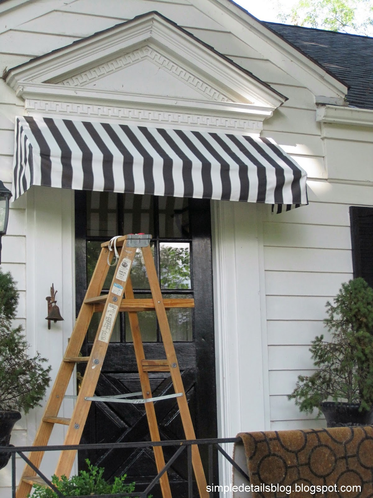 Simple Details Diy Awning Tutorial