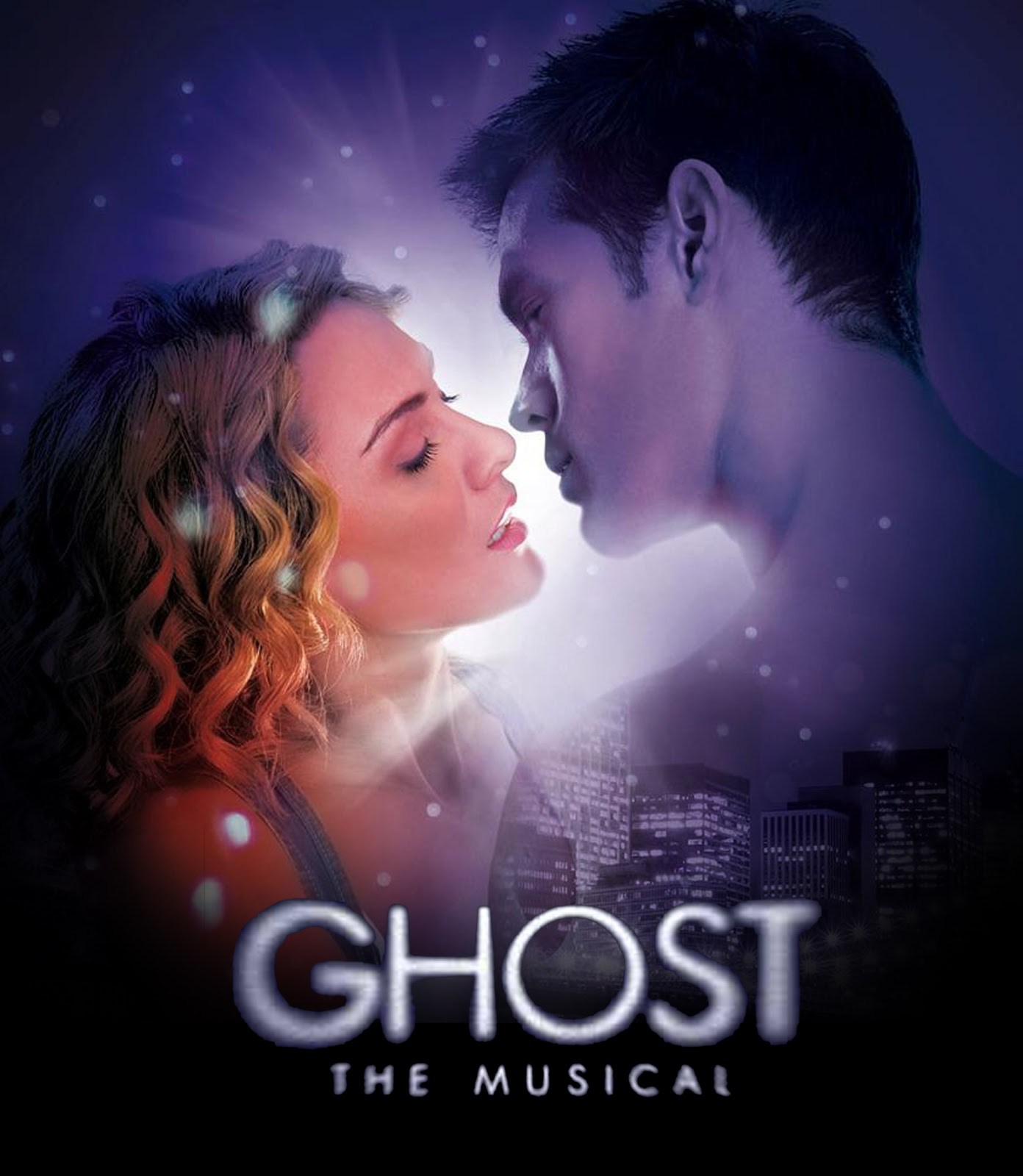 theatre tweets ghost the musical uk tour