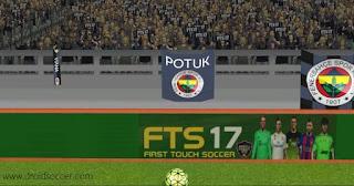FTS 17 Classic Edition Apk + Data Obb