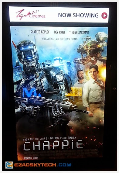 Film Review - Chappie