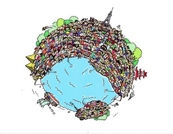 impacto ambiental del crecimiento de la poblacion urbana